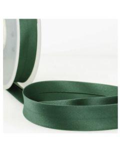Satin Bias Binding - Bottle Green