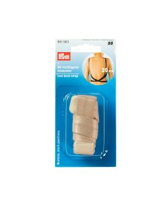 Prym Low Back Bra Extender 20mm Beige