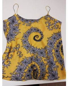 Sewing with Silk - 7th February 2021
