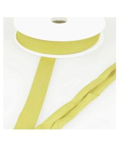Stretch Jersey Bias Binding - Mustard