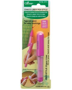 Clover Chaco Liner Chalk Pen - Pink
