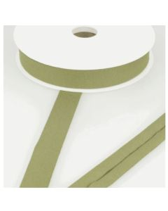 Stretch Jersey Bias Binding - Olive