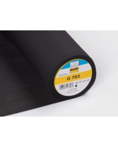 Ultra Light Weight Fusible Interfacing - Black