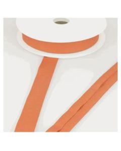 Stretch Jersey Bias Binding - Orange