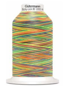 Bulky-Lock 80: 1,000m: Multicolour - 9822