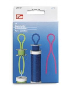Prym Bobbin holders plastic assorted colours