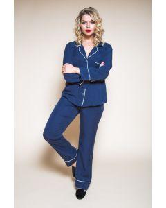 Sew-Along - The Closet Core Carolyn Pyjamas starts 22nd April 2021 FULLY BOOKED
