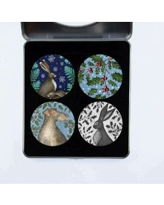 Pattern Weights Catherine Rowe Christmas Set 9 - 4 x 50mm