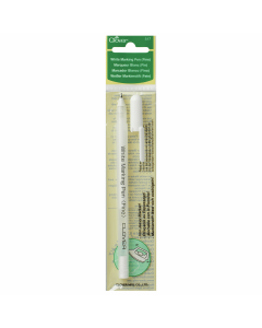 Clover Fine White Marking Pen