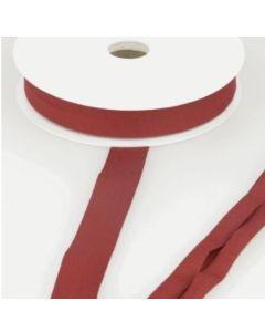 Stretch Jersey Bias Binding - Dark Red