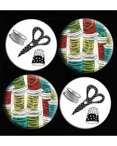Pattern Weights Dolly Mamas Sewing - Set 2