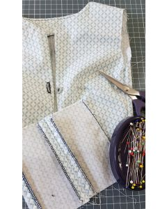 Sample Portfolio - Essential Dressmaking Techniques Part 1 - Online