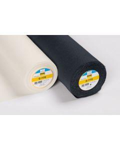 Bi Stretch Fusible Interfacing - Black