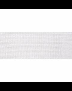 Woven Elastic 25mm - White
