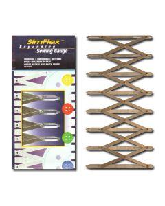 SimFlex Expanding Sewing Guage