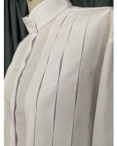 Sew-Along - The Box Pleat Shirt starts 14th October 2021