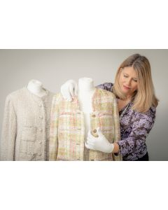 Sew-Along - Couture Technique - Inside the French Cardigan Jacket - starts 5th March 2021