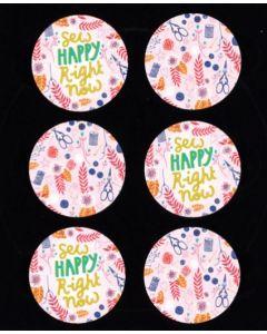 Pattern Weights Lee Foster Wilson Sew Happy Set 2