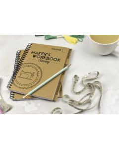Maker's Workbook - Sewing