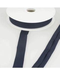 Stretch Jersey Bias Binding - Navy Blue