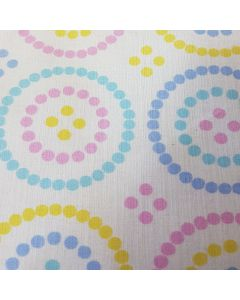 Cotton - Pastel Circles