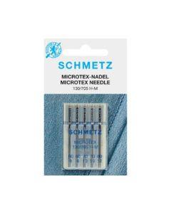Schmetz Microtex Machine Needles 60-80