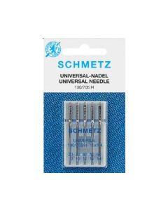 Schmetz Universal Machine Needles size 70-100