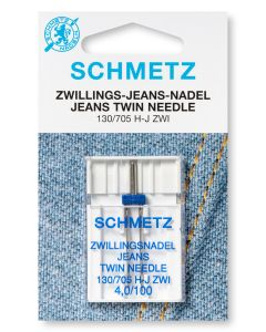 Schmetz Jeans Twin Machine Needles 4mm
