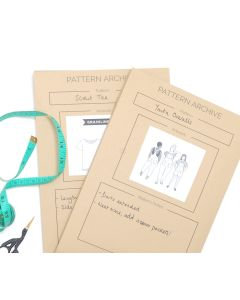 Pattern Storage Envelopes - Pack of 5