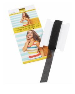 Vlieseliene Flexible Seam Tape - Black