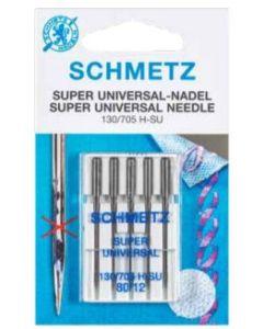 Schmetz Super Universal Machine Needles 80s