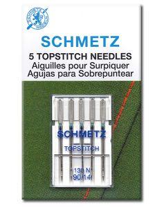 Schmetz Topstitch Machine Needles 90s