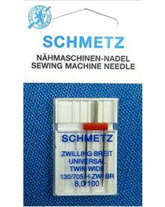 Schmetz Universal Twin Machine Needles 6mm