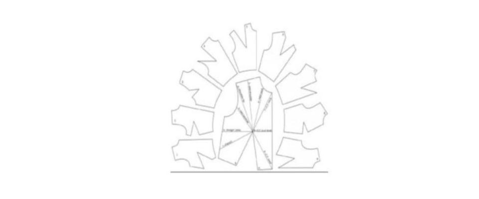 Sample Portfolio - Pattern Alteration for Design & Fit