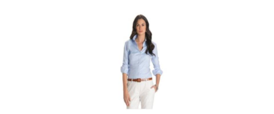 Classic Shirt or Shirt Dress