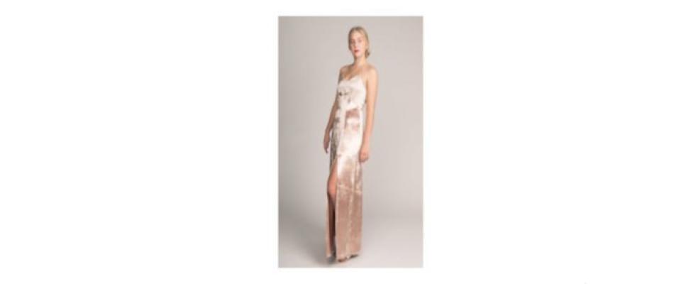 The Winter Soiree Dress
