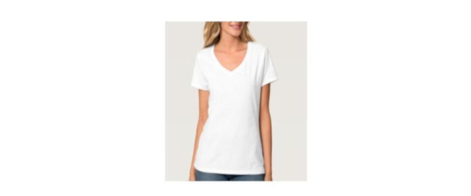The Classic White T Shirt