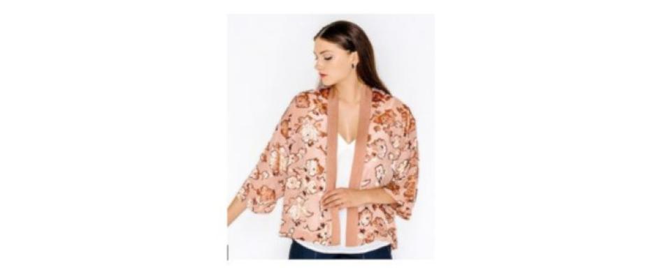The Kimono Style Jacket