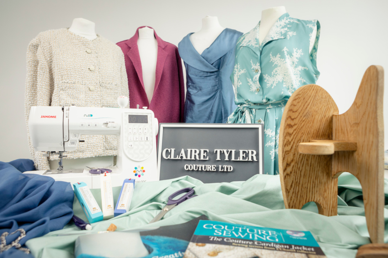 Claire Tyler Couture