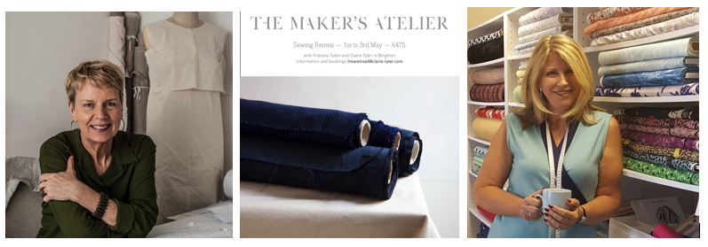 The Makers Atelier Sewing Retreat